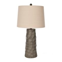 Thunder Gray Table Lamp