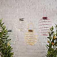 Solar Light Spinners