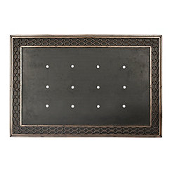 Rubber Doormat Tray