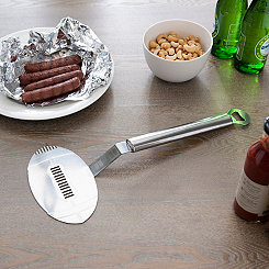 Stainless Steel Football Spatula