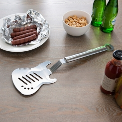 Stainless Steel Guitar Spatula