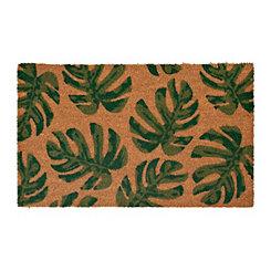 Palm Leaf Doormat