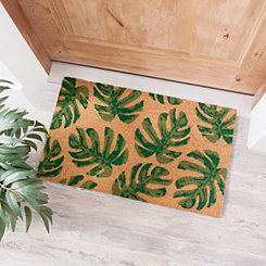 Palm Leaf Doormat