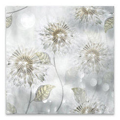 Blowing Wishes I Canvas Art Print