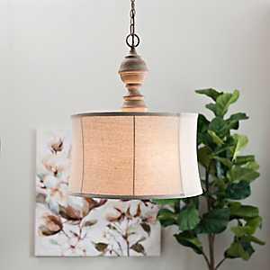 Natural Miller Pendant Light