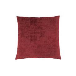 Red Brushed Velvet