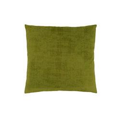 Lime Green Brushed Velvet