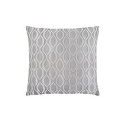 Gray Wave Pillow