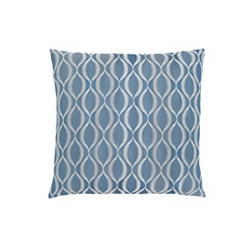 Blue Wave Pillow