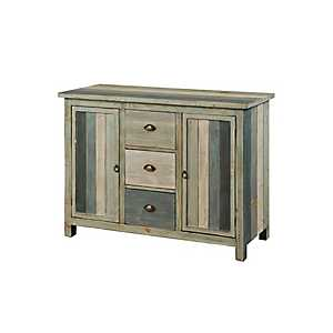 Serenity Blue 3-Drawer Cabinet