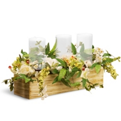 Blooms and Berries Centerpiece