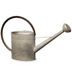 Galvanized Metal Zinc Watering Can