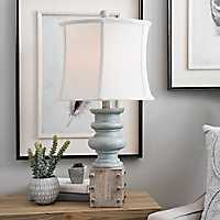 Beth Blue Wash Table Lamp