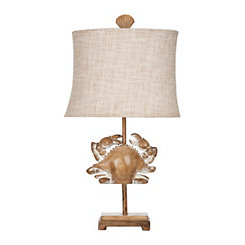 Salty the Crab Table Lamp