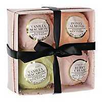 Get Luxe Bath Fizzers, Set of 4