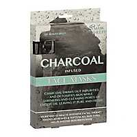 Charcoal Infused 5-ct. Sheet Face Masks