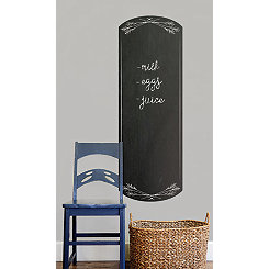 Long Chalkboard Wall Decal