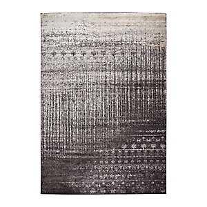 Edward Patterned Brown Area Rug, 5x7