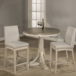 Geneva Counter Height Round Dining Table