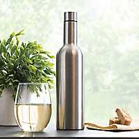 Stainless Steel Wine Bottle Tumbler