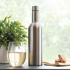 Stainless Steel Wine Bottle Tumbler