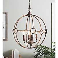 Shelby Sphere Pendant Light