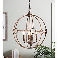 Shelby Sphere Pendant Light