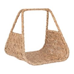 Hyacinth Triangle Basket