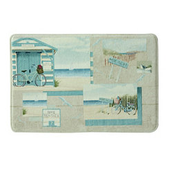 Beach Cruiser Bath Mat