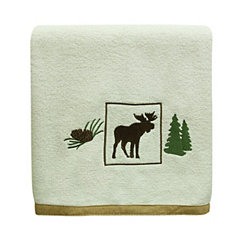 Vintage Outdoor Bath Towel