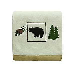 Vintage Outdoor Hand Towel