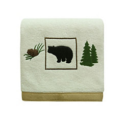 Vintage Outdoor Hand Towel
