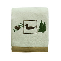 Vintage Outdoor Fingertip Towel