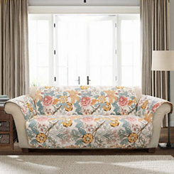 Sydney Floral Loveseat Furniture Protector