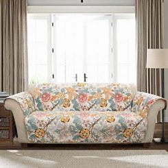 Sydney Floral Sofa Furniture Protector