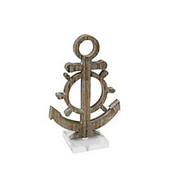Natural Wood Anchor on Acrylic Base