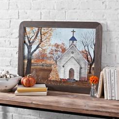 Harvest Church Framed Art Print