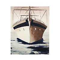 High Seas Awaits Canvas Art Print