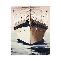 High Seas Awaits Canvas Art Print