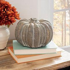 Terracotta Pumpkin, 5 in.