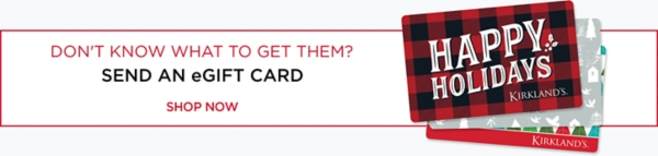 Don't know What to get them? - Send an eGift Card Now
