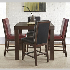 Stella Hardwood Counter Height Dining Table