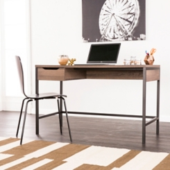 Holly and Martin Smoked Tobacco Writing Desk