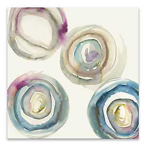 Power Ring I Canvas Art Print