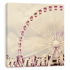 Paris Parfait Canvas Art Print