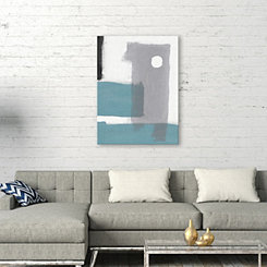 Silence Canvas Art Print