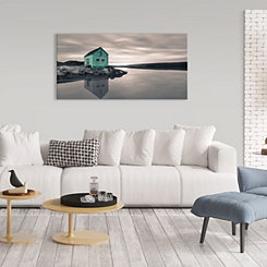 My Place Pop Coated Canvas Art Print
