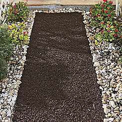 Reversible Mulch Pathway, 6 ft.