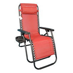 Red Sling Anti-Gravity Chair