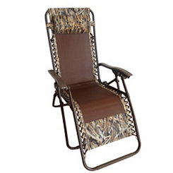 Camouflage Sling Anti-Gravity Chair